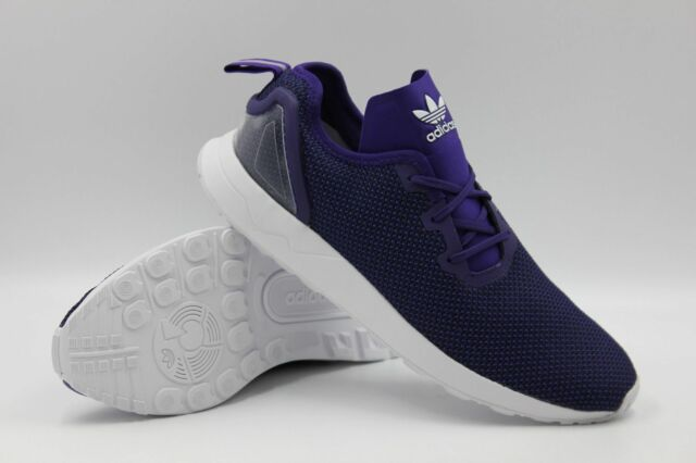 new product 66221 7f794 Men's Adidas Originals Zx Flux Adv Asym Low rise Trainers S79053