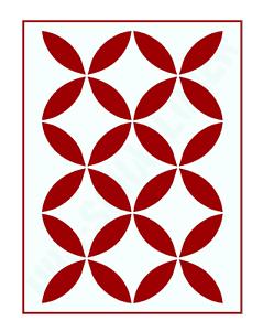Das Bild Wird Geladen Gitter Muster Schablone Retro Nr 2 Fuer Hintergruende