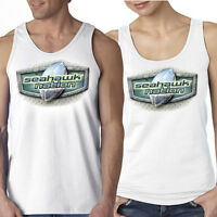 Seahawk Nation Tank Top White S M L Xl 2x Men's Ladies' Women's Seattle