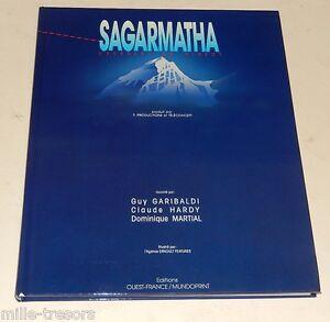 SAGARMATHA-L-039-EVEREST-en-DIRECT-1988-par-G-GARIBALDI-C-HARDY-D-MARTIAL