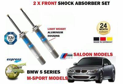 For BMW 5 E60 520 523 525 530 535 540 FRONT SHOCK ABSORBER STRUT DAMPER SET