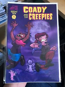 Coady-and-the-Creepies-1-Silver-Sprocket-Variant-Limited-to-1000-Copies-NM