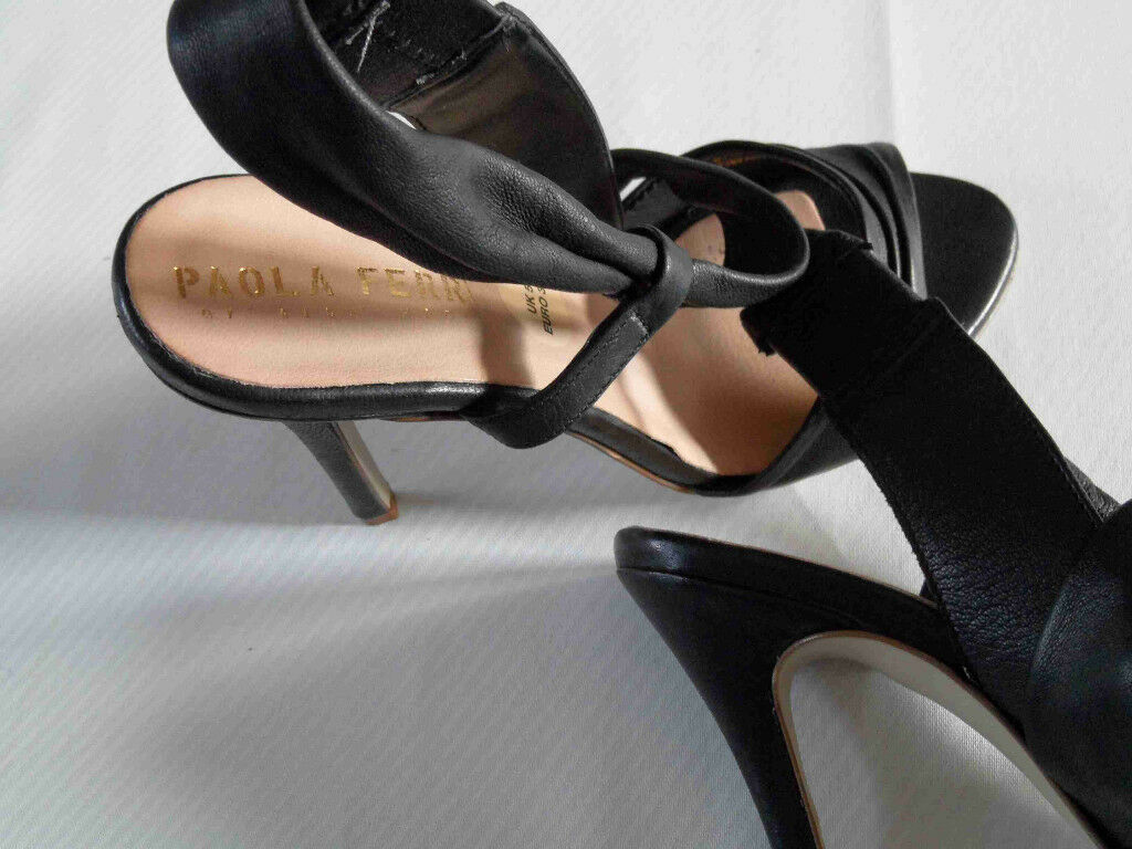 PAOLA FERRI ital. Designer NEU High Heels Gr. 38 NEU Designer 75be08