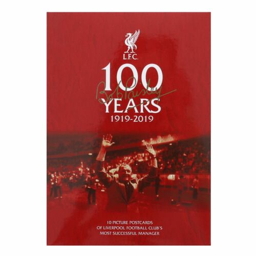 Liverpool FC Paisley Postcard Set LFC Official