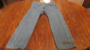 36 X excellent 505 Levi's Wash 32 en Denim Light Jeans wF7qPX7