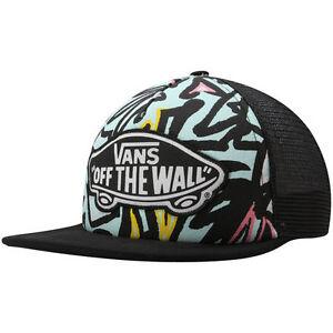 0f5e0f1dc44 VANS Beach Girl - Womens Trucker Hat  (NEW w  FREE SHIP) Adjustable ...