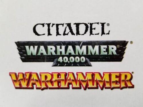 Eldar Howling Banshee with Power Axe Brand New in Box! 4017 Warhammer 40k