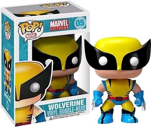 Pop Vinyl--X-Men Vinyl Wolverine Pop