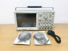 Tektronix Dpo4034 350mhz 25gss 4ch Oscilloscope With P6300 Probes