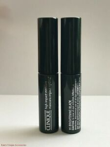 8070d6a39d8 Image is loading 2x-Clinique-High-Impact-Mascara-11-Brightening-Black-