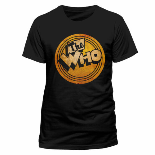 The Who T-shirt 45 RPM  Gr M XXL Rare New L,XL