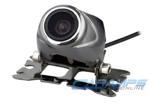 METAL CAR//TRUCK COLOR FRONT//REAR VIEW BACK UP CAMERA FOR LICENSE PLATE /& WIRING