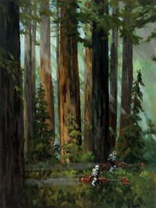 Stormtrooper-Speeder-Bike-Endor-Forest-Star-Wars-Return-of-the-Jedi-Fine-Art