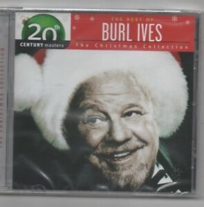 Burl Ives Christmas.Details About Burl Ives The Very Best Of Burl Ives Christmas Cd Holly Jolly Christmas Rudolph
