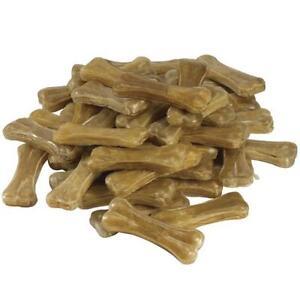 15-Pack-6-PRESSED-RAWHIDE-Bones-Dog-Treats-Chew