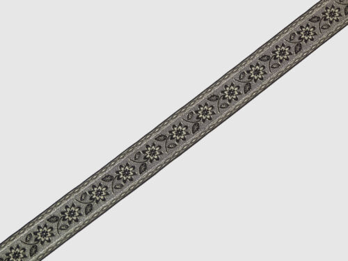 """3.04 Cm wide By The Yard Jacquard Trim Woven Border Sew Ribbon T926 1.20/"""""""