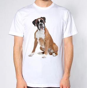 Boxer Dog T Shirt Ebay