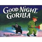 Good Night Gorilla Oversized 9780399242601 by Peggy Rathmann Hardback