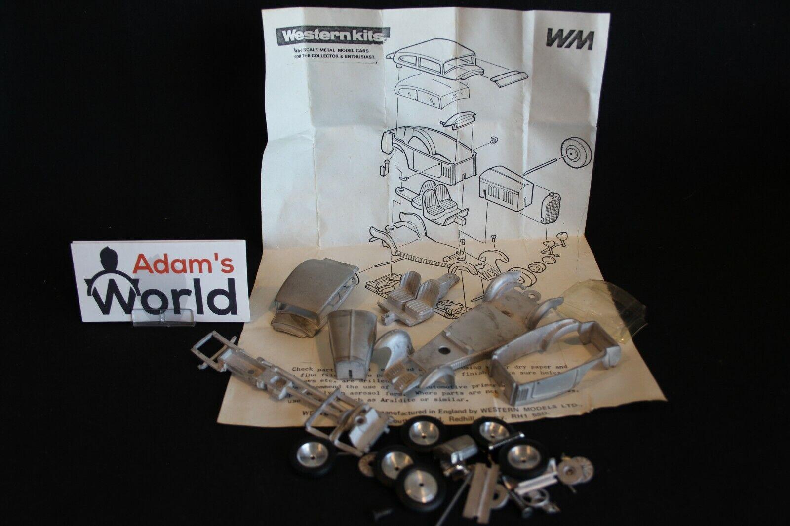 Western Models (Kit) (Kit) (Kit) Bentley 6½  litre  Barnato  1 43 (JS) 2c0