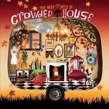 The Very Very Best of Crowded House by Crowded House (CD, Oct-2010, EMI Music...