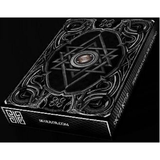Bicycle Skulkor Playing Cards Deck Brand New Sealed