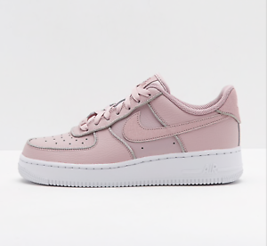 Details zu Nike Air Force 1 Low Particle Rose Women's AT0073 600 Glitter Stripe Pink Rare