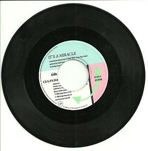 CULTURE-CLUB-IT-039-S-A-MIRACLE-VIRGIN-1983-CLASSIC-80s-NEW-WAVE-DISCO-DANCE-POP