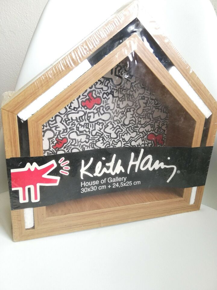 Hylder, Keith Haring Artstar New York