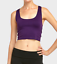 Women-Tank-Top-Crop-T-Shirt-Fashion-Casual-Sans-Manches-Sport-Gym-Dos-Nageur-Tee miniature 14