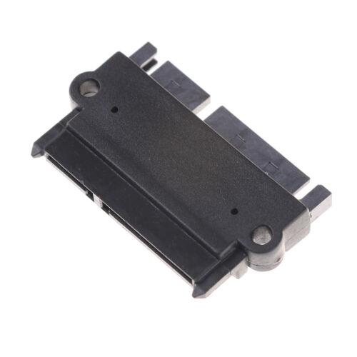 22Pin 7+15 Pin Male Plug to SATA 22Pin Female Jack Convertor M//F Adapter EC