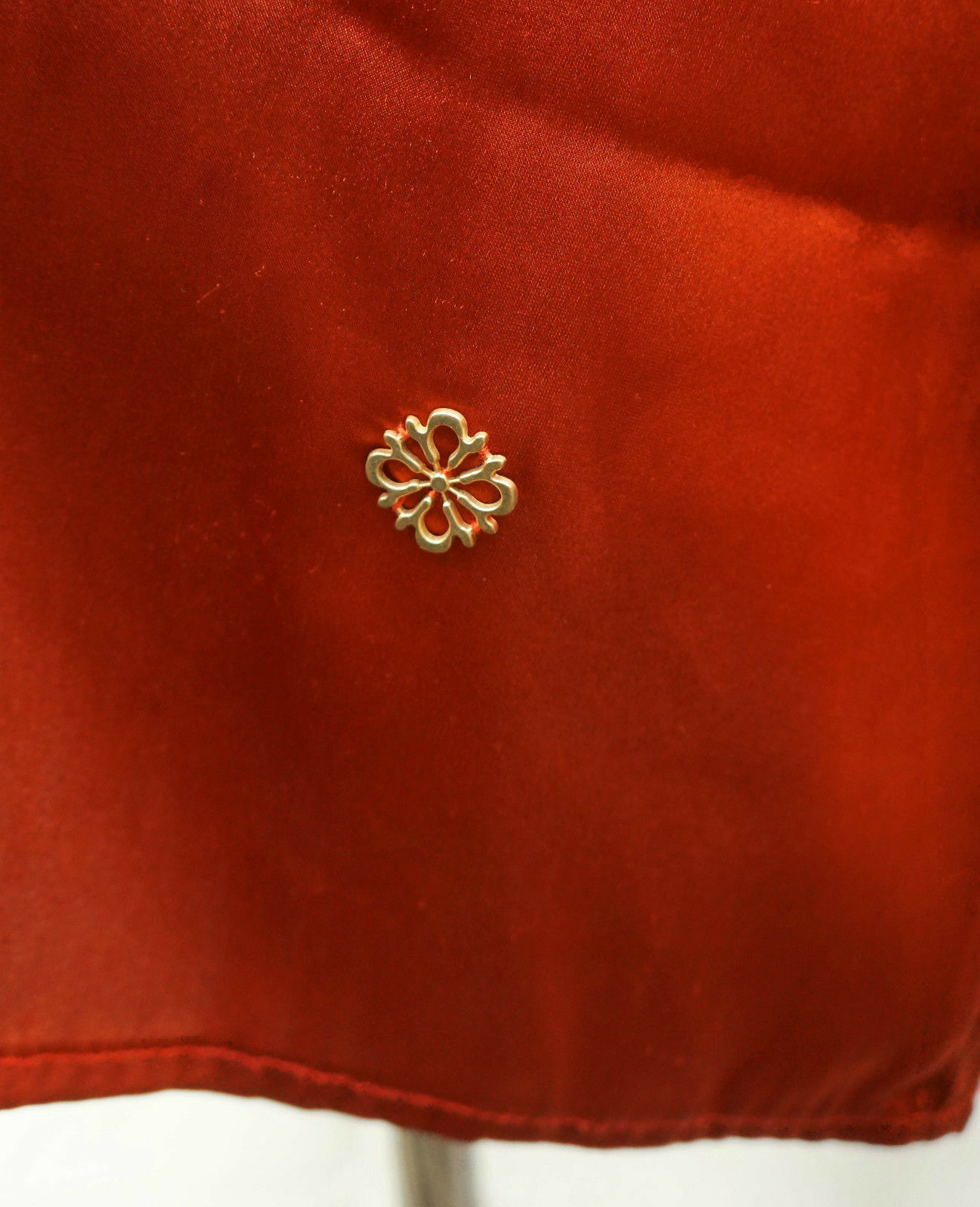 SatinBlause kupfer Gr.46 MILENAMILANO Blause SeidenBlause Satin EDEL Luxus Luxus Luxus NP   Up-to-date-styling    Ermäßigung    Das hochwertigste Material  db3626