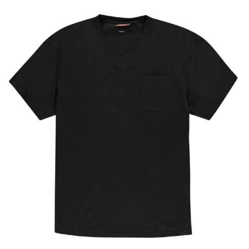 Pierre Cardin Mens T-Shirt T Shirt Tshirt Short Sleeve Top Leisure Casual V Neck 0