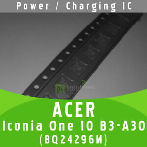 Acer Iconia One 10 B3-A30 Charging Power IC Lade Chip BQ24296M
