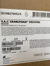 Lot Of 5 Kci Vac Granufoam Dressing Sz Medium M8275052 Exp 01312024