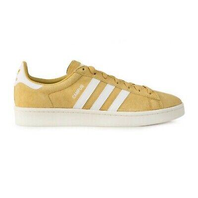 wholesale dealer 12ef7 c7889 adidas CAMPUS originals scarpe ginnastica uomo donna basket sneakers gialla  grey