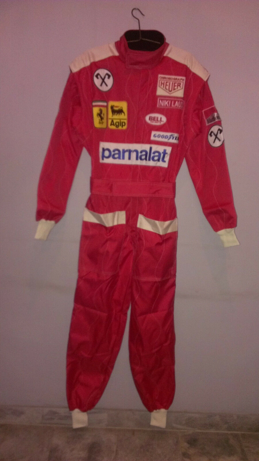 Niki Lauda Kart race suit CIK FIA Level 2 approved