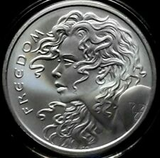 .999 Pure AG! 2019 Silver Shield ROYAL HIGHNESS BU 1 oz Silver Round in Capsule