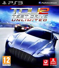 Test Drive Unlimited 2 ~ Ps3 (en Perfectas Condiciones)