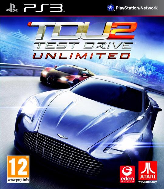 Test Drive Unlimited 2 ~ PS3 (en très bon état)
