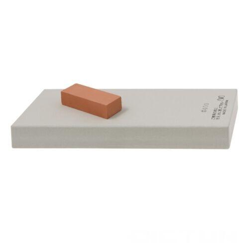 Suehiro Japanese Waterstone Cerax Shaping Stone 400 Grit Nagura Stone