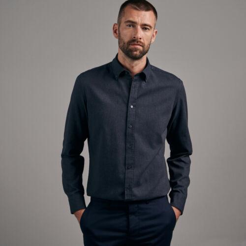 Seidensticker Business Hemd Slim Fit Langarm Button-Down-Kragen