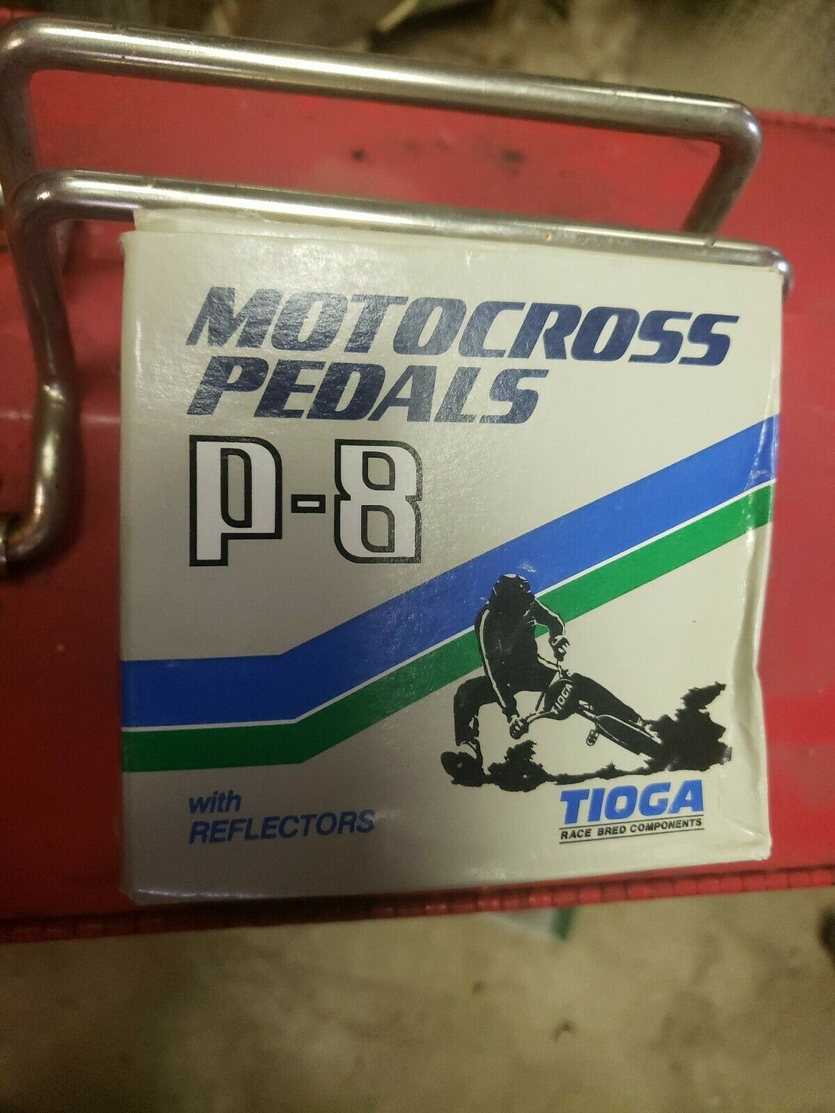 NOS 80's Old School KKT P -8 BEAR CLAW BMX MOTOCROSS