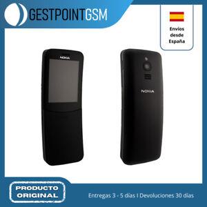 Nokia 8110 4G 4 GB color negro - usado