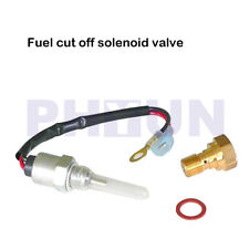Rv Generator Fuel Cut Off Solenoid Valve Fits For Onan Cummins Engine Components