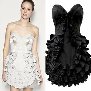 Ruffle Short Dress
