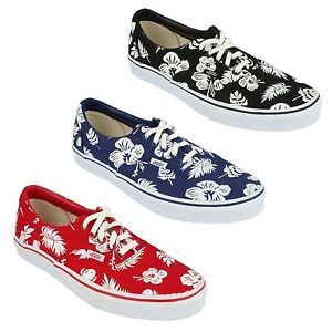 6c8dee3c7a Vans Unisex Tropicoco Era Casual Pumps Canvas Hawaiian Shoes Lace Up ...
