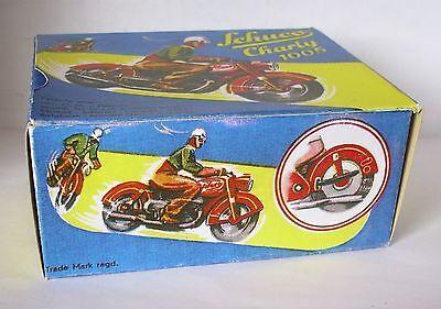 Besorgt Repro Box Schuco Charly 1005 Taille Und Sehnen StäRken Blechspielzeug Spielzeug