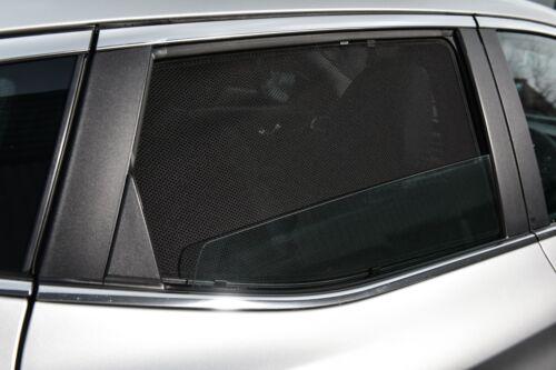 Sonnenschutz Blenden für Ford Fiesta 5-türer ab 10//2008-6//2017 Komplett-Set Auto