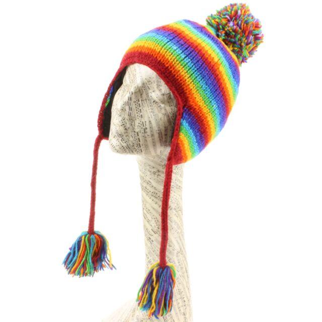 LoudElephant Wool Animal Hat