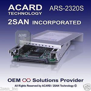 ACARD ARS-2032DS 64 BIT DRIVER